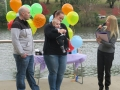 balloon ritual at naming ceremony