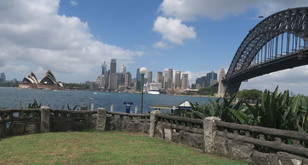 Copes Lookout Kirribilli, Sydney