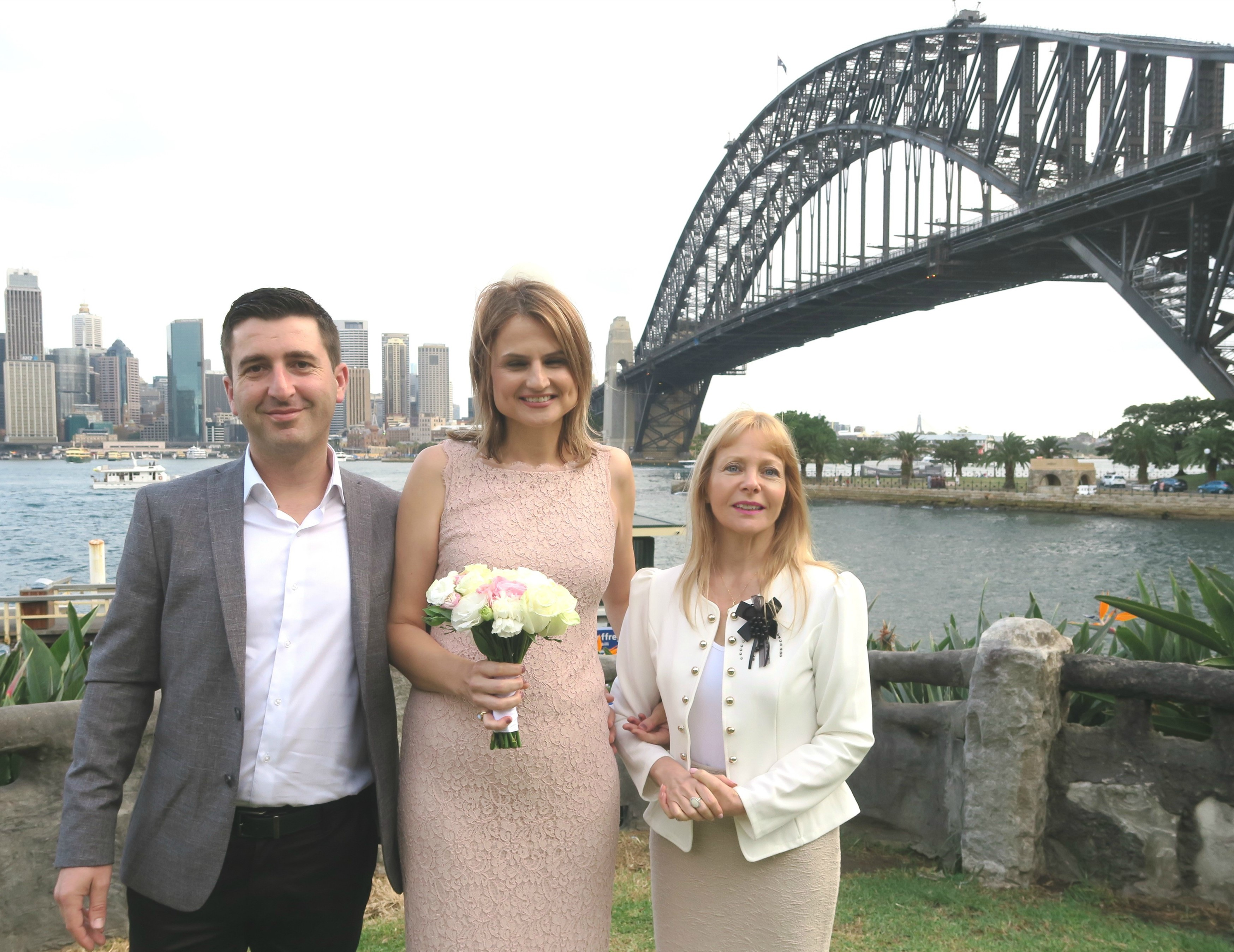 Wedding celebrant North Sydney