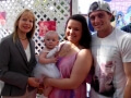 Naming ceremony celebrant cranebrook