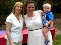 naming ceremony celebrant at Mount Annan Botanic gardens