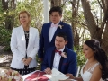 Marriage celebrant camden valley inn