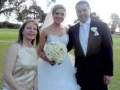 marriage celebrant Bonnie Doon golf club Pagewood