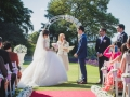 wedding at the Royal Botanic gardens