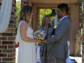 wedding ceremony North Ryde