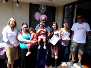 Baby Naming Ceremony Celebrant Eagle Vale