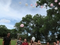 balloon release naming days