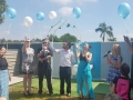 naming day balloon release