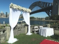 Copes lookout Wedding
