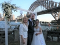 Sydney Celebrant for horbour weddings