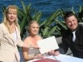 Sydney marriage celebrant copes lookout, kirribilli
