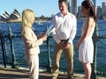 getting married on the harbour
