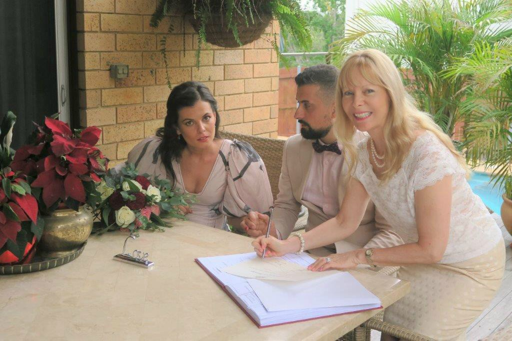 Registration Marriage