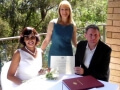 cheap wedding celebrant north shore Sydney
