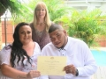 wedding certificate and registration