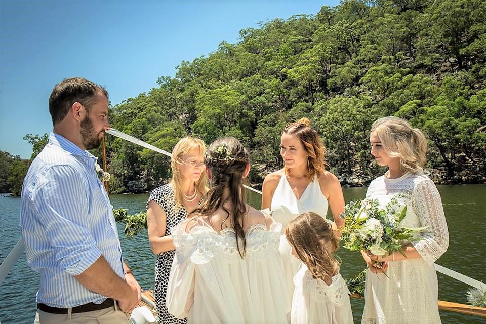 Blended Family Wedding Family Unity Wedding Ceremony