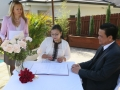 marriage registy siging