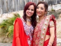 Nepal traditional wedding dress