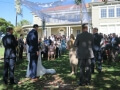 Dunbar House wedding, Marriage celebrant