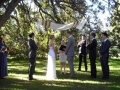 Jewish wedding ceremony at Centennial park, Sydney.JPG