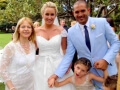 Jewish marriage celebrant wedding at vaucluse house