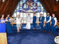 wedding at Lettle Bay Chapel
