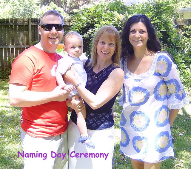 baby naming ceremony
