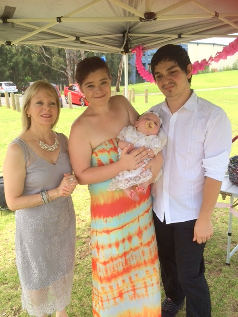 Naming Ceremony celebrant Riverwood , Sydney