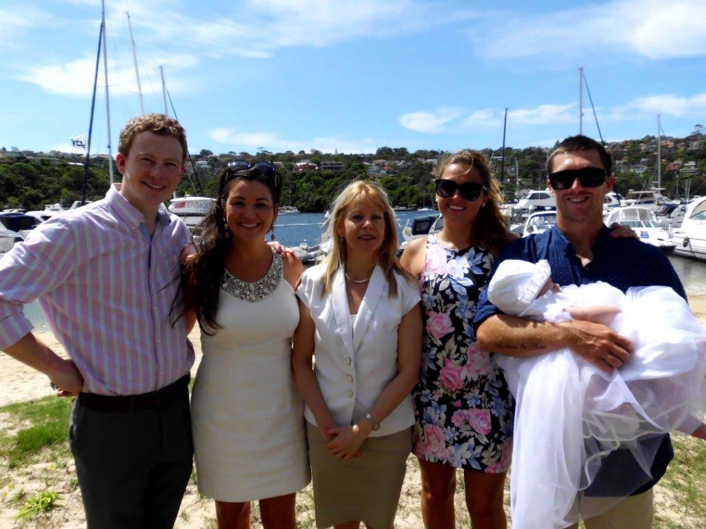 Naming celebrant in Mosman