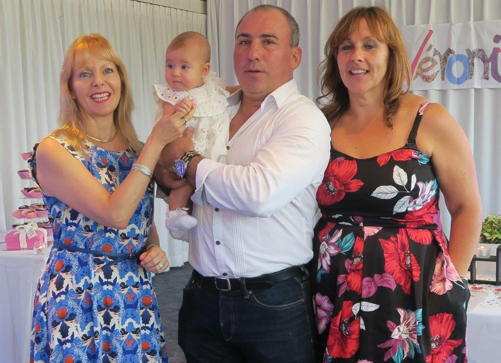 Norht Sydney naming ceremony celebrant