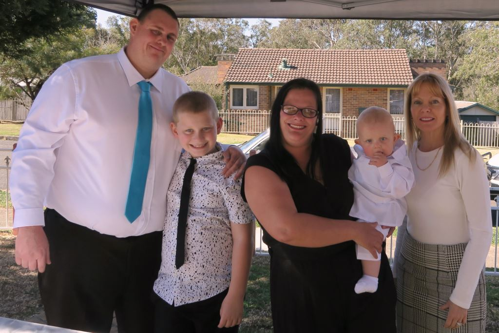 celebrant at macquarie fields