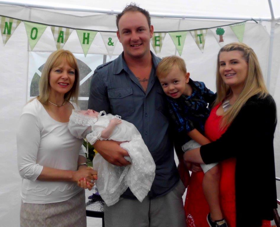 naming ceremony celebrant at Holsworthy