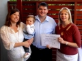 Naming ceremony celebrant earlwood