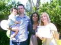 baby naming ceremony celebrant Lane Cove