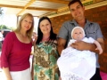 naming ceremony celebrant at Oakhurst NSW