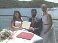 Cottage Point Inn Wedding