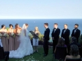 Wedding ceremony at Jonah's beach whale (2)