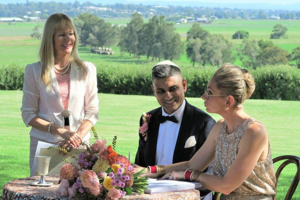 Celebrant Hunter Valley