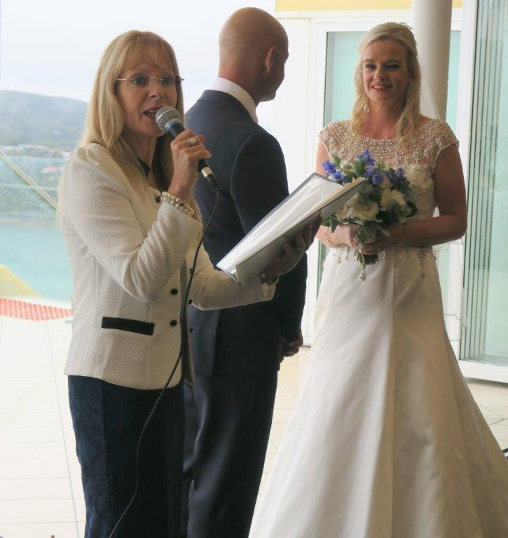 Northern Beaches marriage celebrant