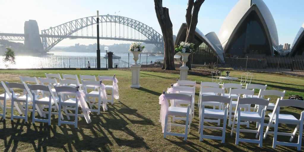 Opera house wedding, Sydney Marriage Celebrant