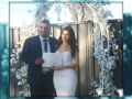 Bride and groom, Sydney Marriage Celebrant