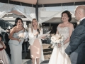 Fun wedding ceremony