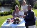 Marriage Celebrant, Nepean Weir, Penrith