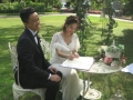 Sydney botanic garden wedding, Sydney Marriage Celebrant