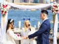 Sydney marriage celebrant copes look out