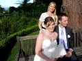 Wedding at Bible garden Palm Beach