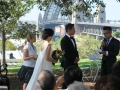 Wedding at Observatory Hill, Sydney Marriage Celebrant