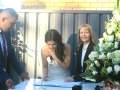 backyard wedding, Sydney Marriage Celebrant