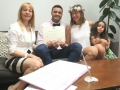 intimate wedding, Sydney Marriage Celebrant