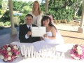 nurragingy reserve wedding, Sydney Marriage Celebrant